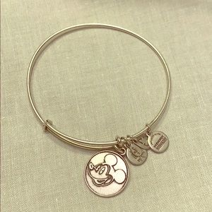 Alex & Ani Mickey Mouse bracelet